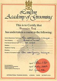 Londen Academy of Grooming